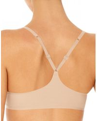 CALVIN KLEIN 205W39NYC - Perfectly Fit Memory Touch Racerback Bra - Lyst
