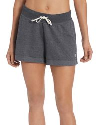Champion - M50077 French Terry 2.5 Inch Inseam Short (granite Heather L) - Lyst