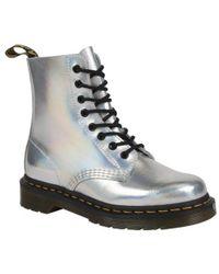 Dr. Martens - Unisex Pascal 8-eye Boot - Lyst