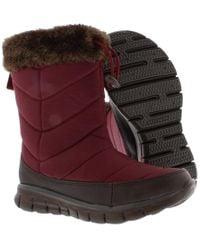 48318e8a941e Skechers - Synergy Flex Force Shoes - Lyst. Chooka - Flex Fit Plaid Wide  Calf Rain Boot ...