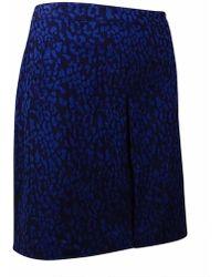 Tommy Hilfiger - Jacquard Pleated Skirt (8 - Lyst