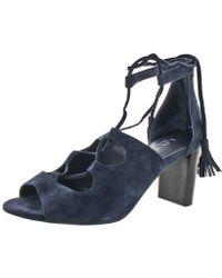 Polo Ralph Lauren - Laurel Ralph Lauren Hasel Ghillie Dress Sandals - Lyst