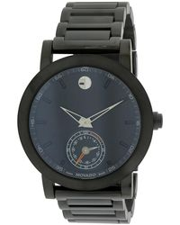 Movado - Museum Sport Motion Stainless Steel Watch 0660002 - Lyst