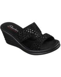 3faee9d1191b Skechers - Rumblers Wave Ibiza Summer Slide Sandal - Lyst