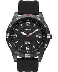 Timex - Fairlawn Avenue |black| Dress Watch T2n694 - Lyst