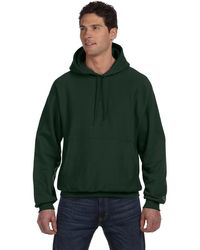 Champion - ' Reverse Weave Fleece Pullover Hoodie - Lyst