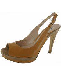 5fa555d67c4e Charles David - Womens  shelby  Slingback Pumps Shoe - Lyst