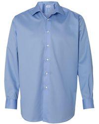 CALVIN KLEIN 205W39NYC - Non-iron Micro Pincord Long Sleeve Shirt. 13ck033 - Lyst