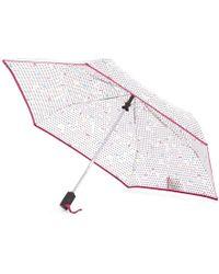 Kipling - Auto Open Umbrella - Lyst