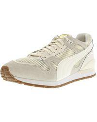 PUMA - Duplex Og X Careaux Whisper White / Ankle-high Fabric Fashion Sneaker - 6m - Lyst