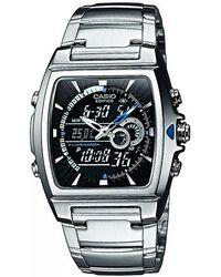 Casio Watch - Casio Edifice Efa120d-1a Watch - Lyst