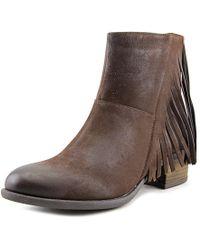 Steve Madden - Steven Casidyy Women Us 5 Brown Ankle Boot - Lyst