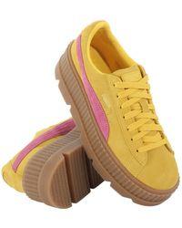 official photos 5b0f3 67c97 Puma Fenty Creepers | Women's Puma Fenty Creepers Sneakers ...