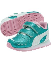 c956b856bc7f9 PUMA - Vista Glitz Sneakers Inf Unisex Baby - Lyst