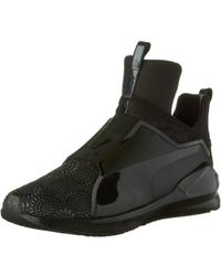 61009258780f PUMA - Fierce Krm Trainer Hightop Fashion Sneakers - Lyst