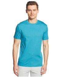 CALVIN KLEIN 205W39NYC - Mens Jersey Basic T-shirt Pagodablue Xl - Lyst