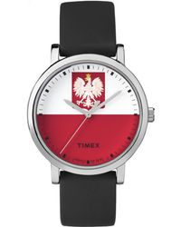 Timex - Originals Poland |black| Watch Tw2p70700 - Lyst