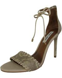 119a1d99387 Steve Madden - Womens Salllie High Heel Sandal Shoes - Lyst