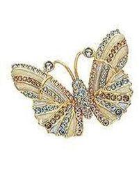 Swarovski   959275 Butterfly Brooch   Lyst