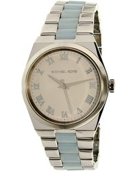 ae8d83607a53 Michael Kors - Mk6150 Channing Watch - Lyst