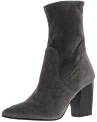 Steve Madden - Jarret Suede Mid-calf Leather Boot - 10m - Lyst