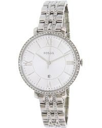 Fossil | Es3545 Jacqueline Stainless Steel Watch | Lyst