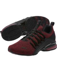 ebca76cce2f Lyst - PUMA Axelion Sneakers in Black for Men