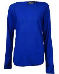 Polo Ralph Lauren - Dolman Merino Wool Sweater - Lyst