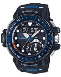 G-Shock - Master Of G-series Solar Atomic Gulfmaster Ana-digi Watch - Lyst