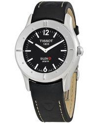 Tissot - Men's Touch Silen-t Watch, 39.2mm - Lyst