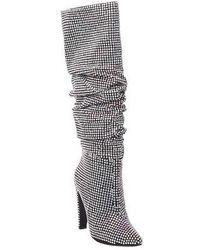 Steve Madden - Crushing Pointed Toe Boot - Lyst