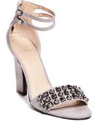 Guess | Petunia Metallic Heels | Lyst