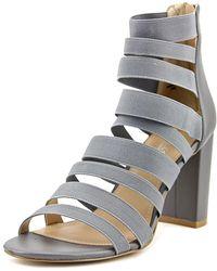 Charles David - Charles By Erika Women Us 10 Gray Sandals - Lyst