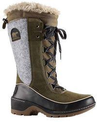 Sorel - Tivoli Iii High Felt Snow Boot - Lyst