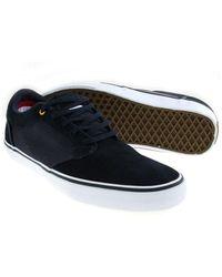 561010e759 Lyst - Vans Otw Type Ii Canvas Leather Sneakers Brown 6.5 in Brown ...