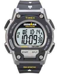 Timex - T5k195 Ironman 30-lap Shock Resistant Watch - Lyst