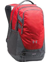 Under Armour - Team Hustle 3.0 Backpack - Lyst
