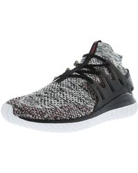 4005ac916e0 adidas - Tubular Nova Clear Brown   Core Black Mystery Red Mid-top Running  Shoe