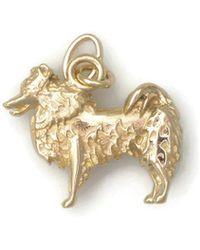 Donna Pizarro Designs 14kt Yellow Gold Maltese Charm jwWv4
