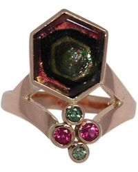 Lainey Papageorge Designs - Northern Lights Ring - Lyst