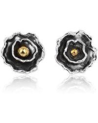Katarina Cudic - Flower Earrings - Lyst