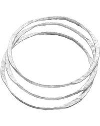 Murkani Jewellery - Endless Bangle - Lyst