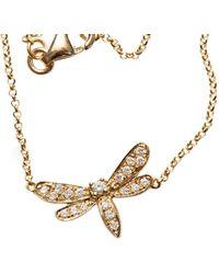 Libelula Jewellery 18kt Yellow Gold Libelula Bracelet - Metallic