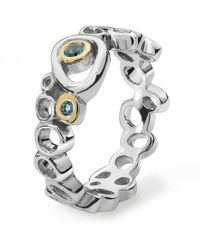 Charmian Beaton Designs - Bubble Ring - Lyst