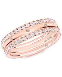 Verifine London - Diamond Xv Combination In Rose - Lyst