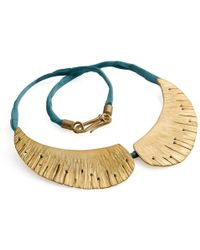 Valentina Falchi Artistic Jewellery - Nymph Two Pieces Necklace - Lyst