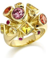 Justin Richardson - Fire Explosion Ring - Lyst