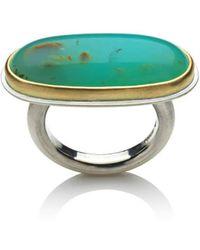 Naomi Tracz Jewellery - Peruvian Opal Ring - Lyst