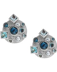 Justin Richardson - Ocean Explosion Earrings - Lyst