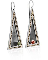Katarina Cudic - New Byzantium Earrings - Lyst